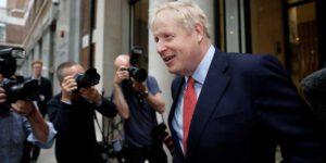 Nový premiér Johnson jmenoval na klíčové posty silné zastánce brexitu