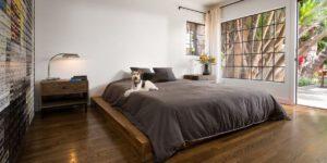 Jaké podlahy se nejvíce hodí do ložnice
