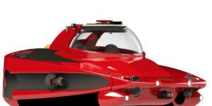 Podmořské Ferrari